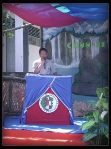 Ketua Umum CESS